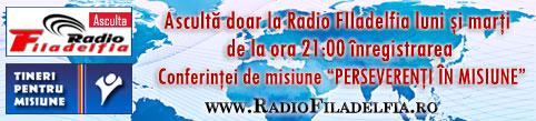 Doar pe RadioFiladelfia.ro