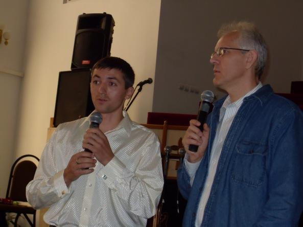 Viorel Iuga şi Eduard Petrenco
