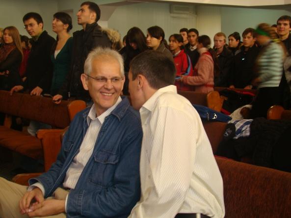 Viorel Iuga şi Eduard Petrencu