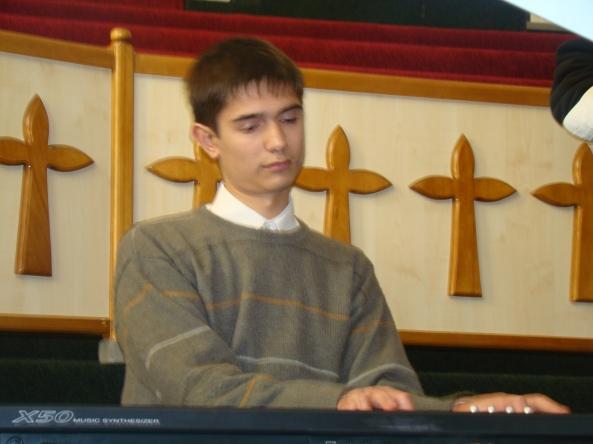 Pavel Roşulschi - Sfânta Treime.