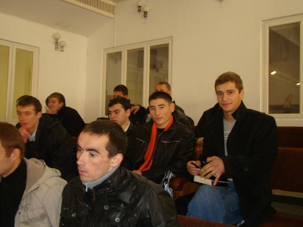 Băieţii de la Golgota, Chişinău