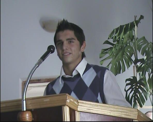 Conferinţa de tineret pe comunitatea Buceag.