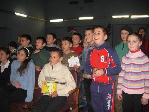 Copii de la Bobeica