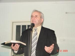 vice-episcopul UBCEB, Alexandru Goncearuc
