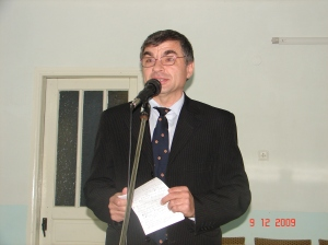 responsabilul regiunii Bugeac, Iosif Caraseni