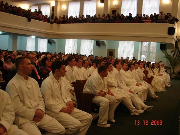 Candidaţii la Botez