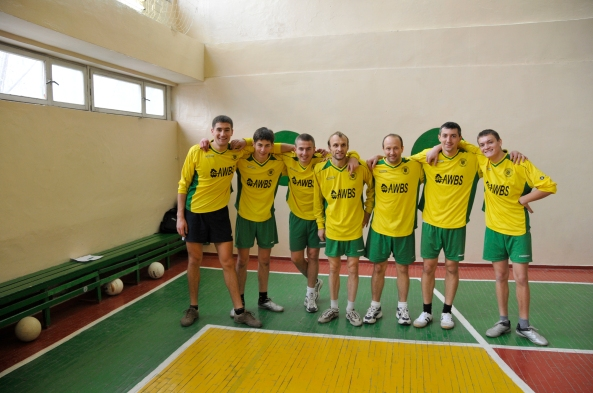 """Echipa Bisericii """"Oastea Domnului"""", Chişinău"""