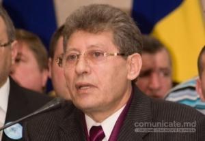 Preşedintele R.M. Mihai Ghimpu
