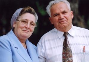 Familia Mocanu, după cinci decenii împreună