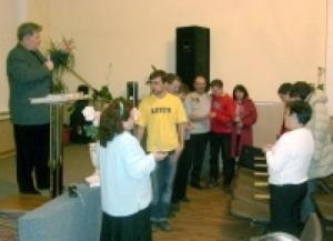 seminar despre bani in tiumeni, rusia