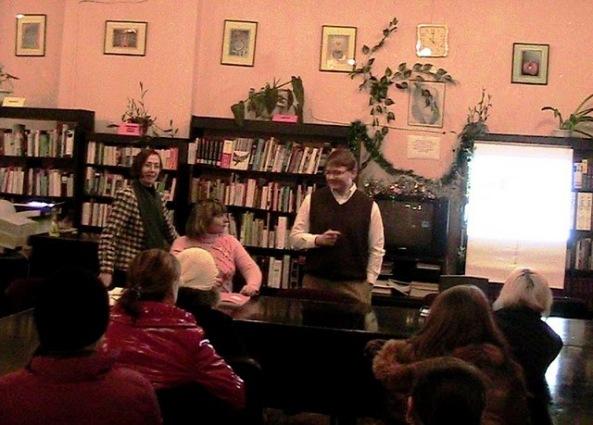Seminarul despre familie la biblioteca Tirgoviste