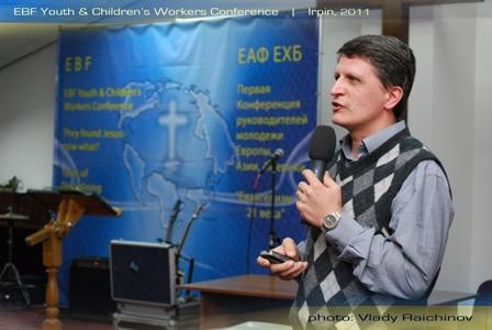 liderul Naţional de tineret, Mihai Caraivan