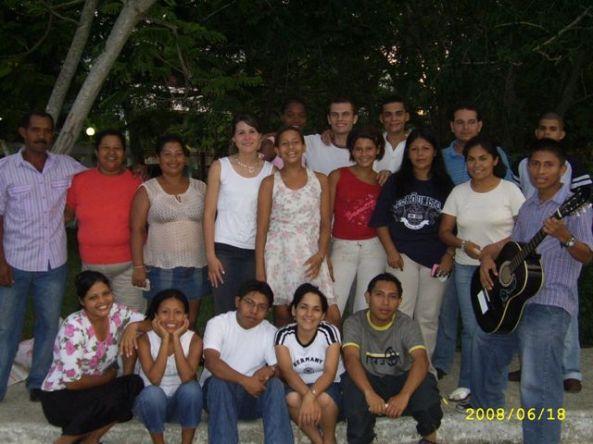 Prietenii mei din Cuba