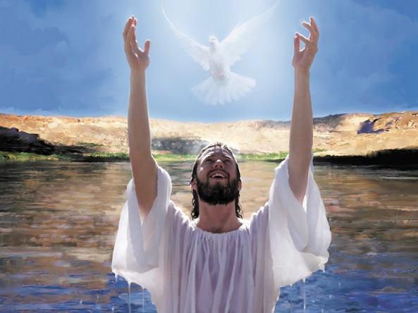 Botezul Domnului Isus