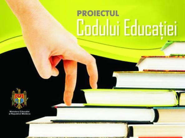 codul educatiei